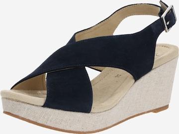 ARA Sandalette in Blau