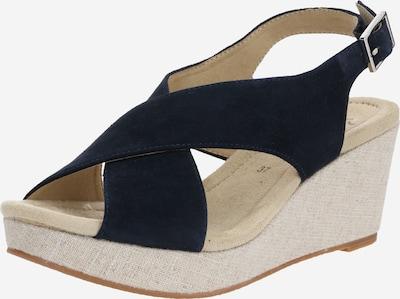 ARA Sandalette in nachtblau, Produktansicht