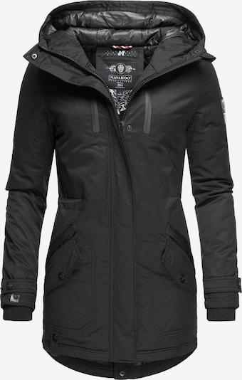 NAVAHOO Mantel in schwarz, Produktansicht