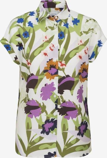 SEIDENSTICKER Bluzka w kolorze niebieski / zielony / fioletowy / białym, Podgląd produktu