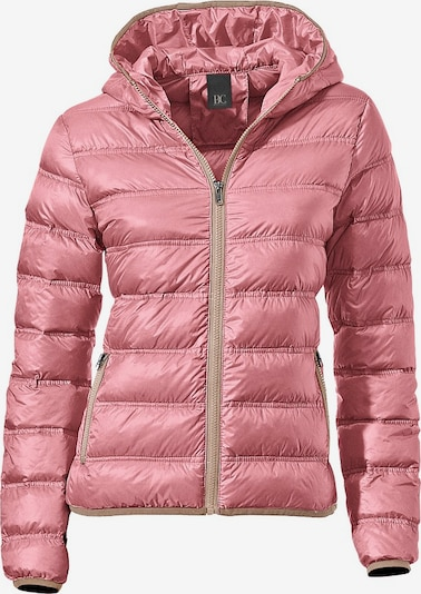 Linea Tesini by heine Daunenjacke in rosé, Produktansicht