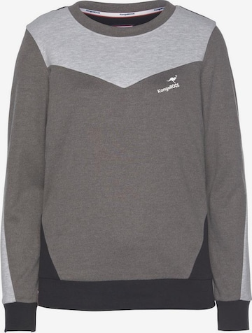 KangaROOS Sweater in Grau