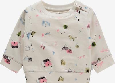 Noppies Sweater 'Canfield' in mischfarben / weiß, Produktansicht