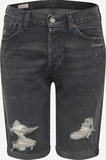 LEVI'S Shorts in grey denim, Produktansicht