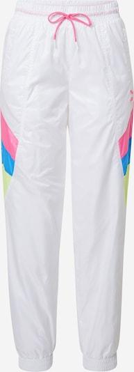 PUMA Hose in blau / pink / weiß, Produktansicht