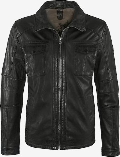 Gipsy Lederjacke 'Lanny NSLV' in schwarz, Produktansicht