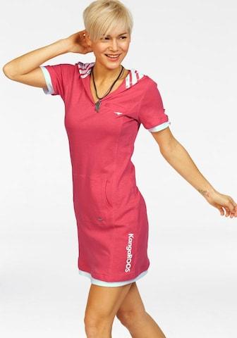 KangaROOS Dress in Pink