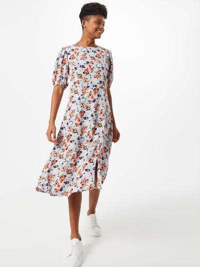 PIECES Kleid 'AVIANNA' in mischfarben, Modelansicht
