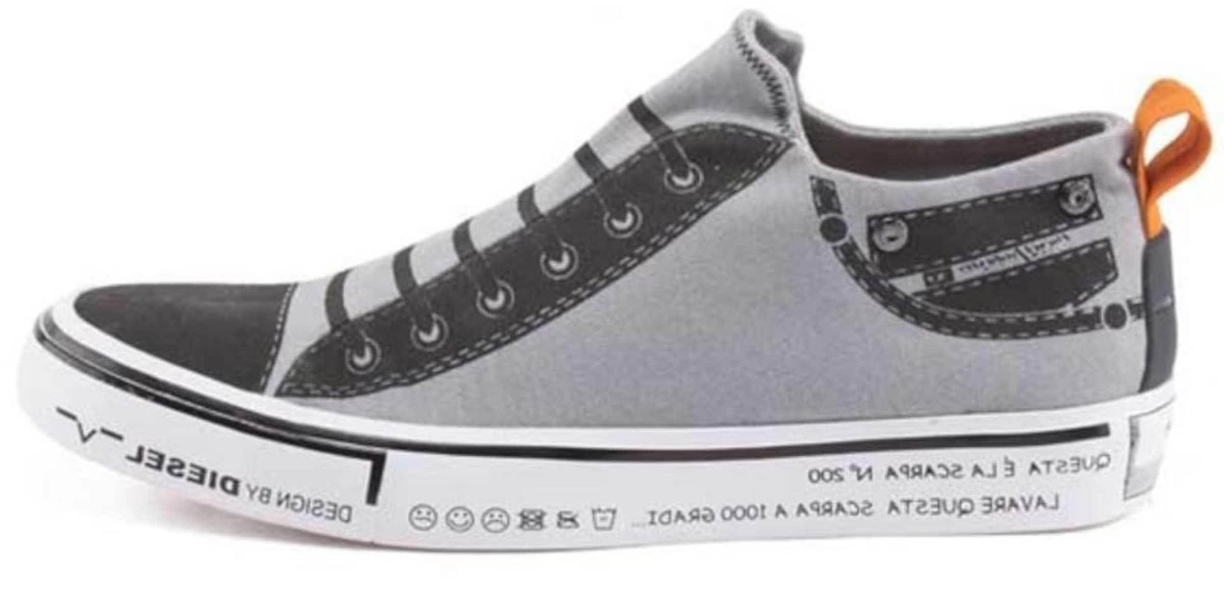 DIESEL Sneaker Imaginee Low Slip On