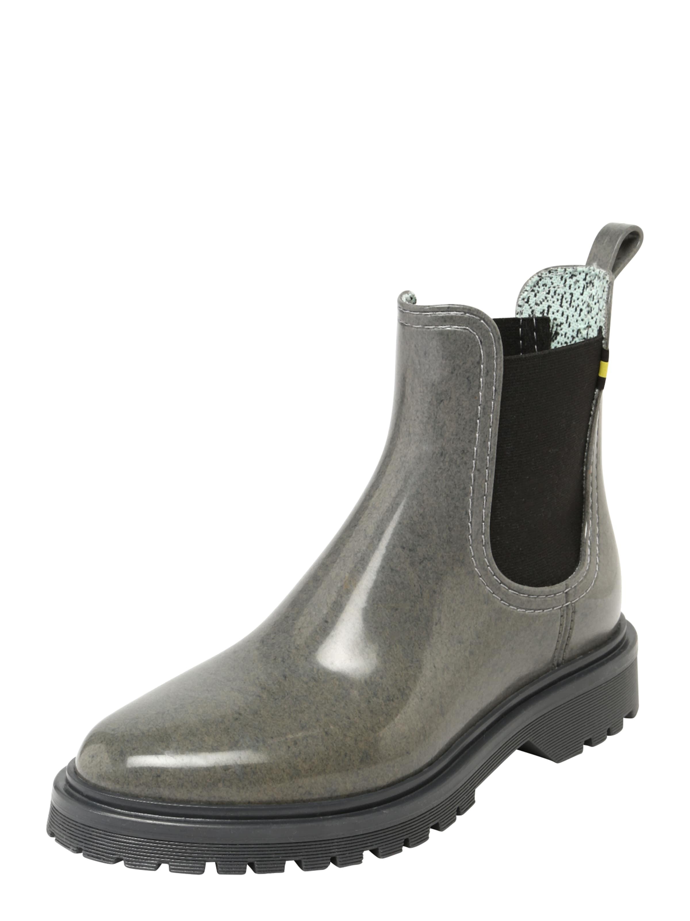 Jelly Chelsea Boots En 'maren' Gris Lemon CoeBdWrx