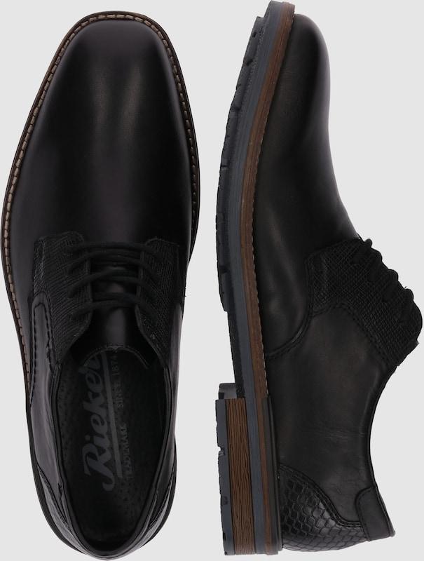 RIEKER Schnürer mit Verschleißfeste 4-Lochschnürung Verschleißfeste mit billige Schuhe 2aaf26