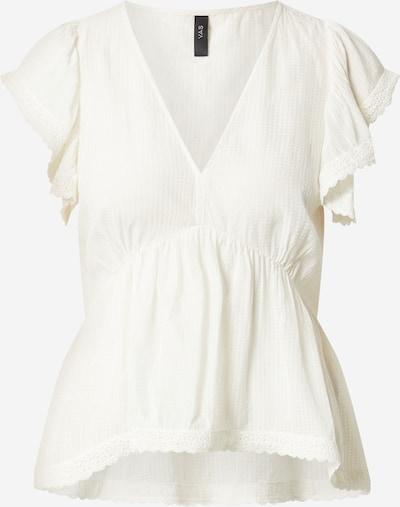 Y.A.S Shirt 'YASLOLA SL TOP' in offwhite, Produktansicht