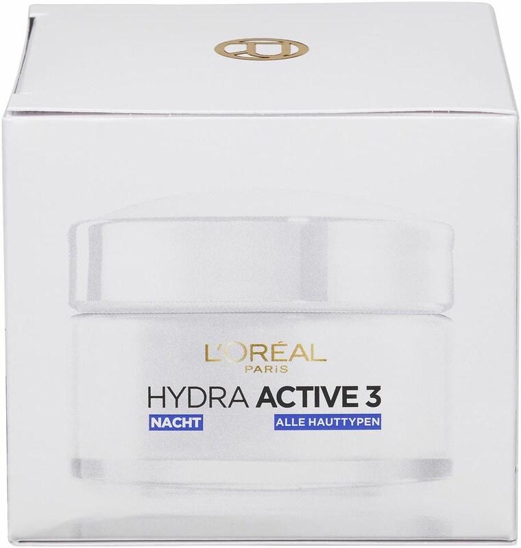 L'Oréal Paris 'Hydra Active 3 Nacht', Gesichtspflege