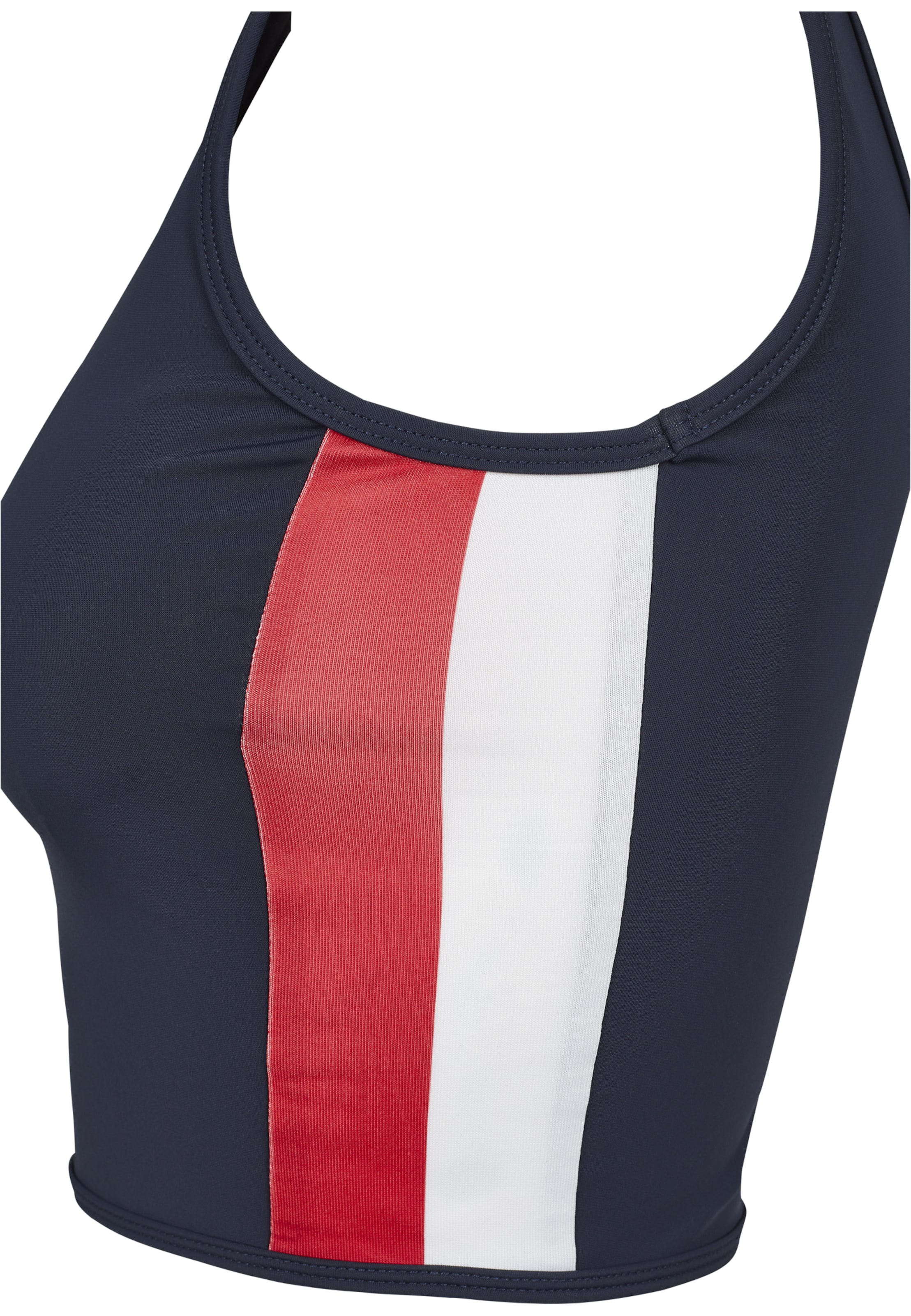 NavyFeuerrot Tanktop In Weiß Classics Urban 7vIgY6byf