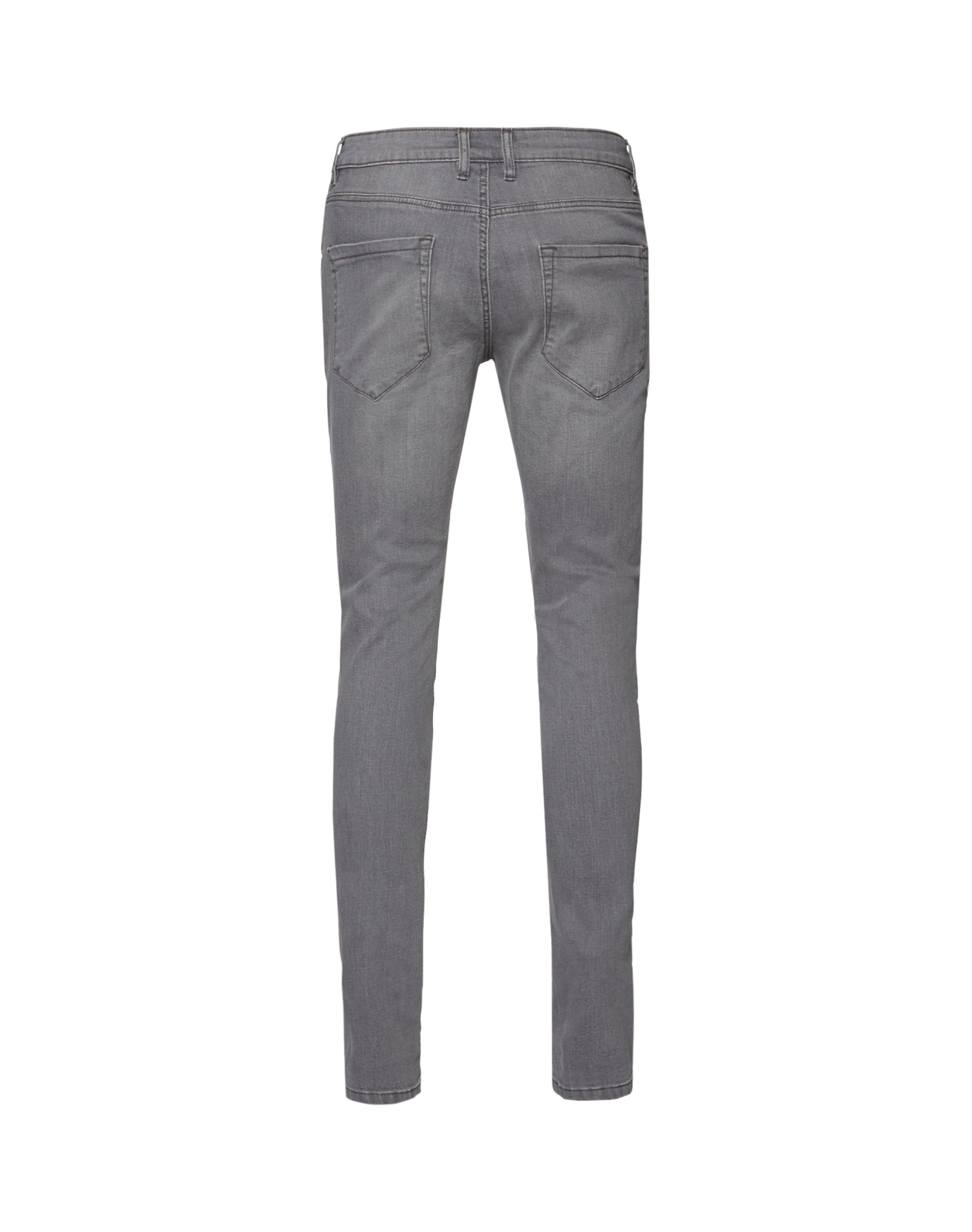 Slim Biker Classics Grey Urban In Denim Fit Jeans gYf6b7y