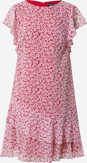 Lauren Ralph Lauren Kleid 'CYRENA' in creme / rot, Produktansicht