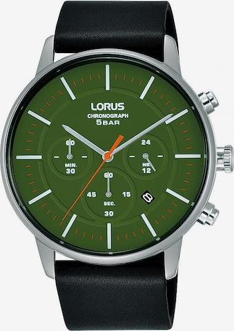 LORUS LORUS Chronograph »Lorus Fashion, RT309JX9« in Schwarz