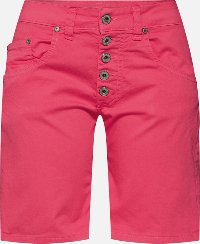 Please Now Jeans in fuchsia, Produktansicht