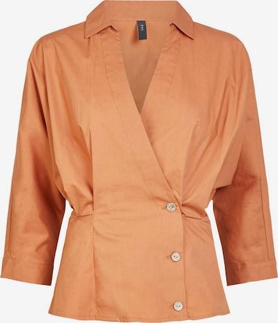 Y.A.S Hemd 'YASBIRCH' in orange, Produktansicht