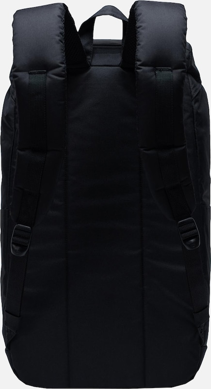 Sac À Herschel En Dos Light' Noir 'thompson 0PXnkwO8