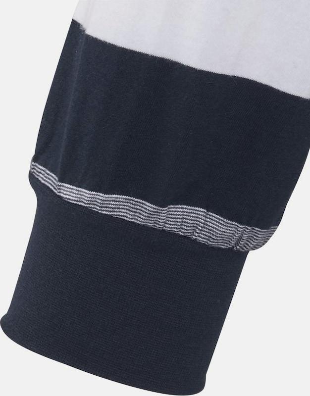 SCHIESSER Pyjama lang mit Blockstreifen