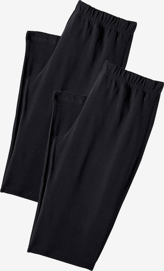 VIVANCE Leggings in schwarz, Produktansicht