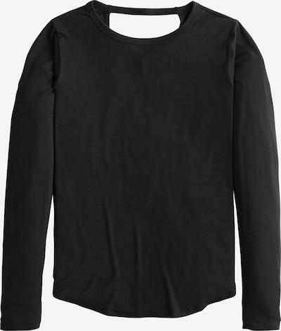 HOLLISTER Shirt 'DTC LS EASY' in schwarz, Produktansicht