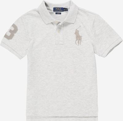 POLO RALPH LAUREN Poloshirt in graumeliert, Produktansicht