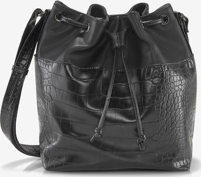 TOM TAILOR DENIM Bags Beuteltasche Nola in schwarz, Produktansicht