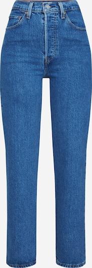 LEVI'S Jean 'RIBCAGE' en bleu denim, Vue avec produit