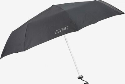 ESPRIT Paraplu in de kleur Zwart, Productweergave