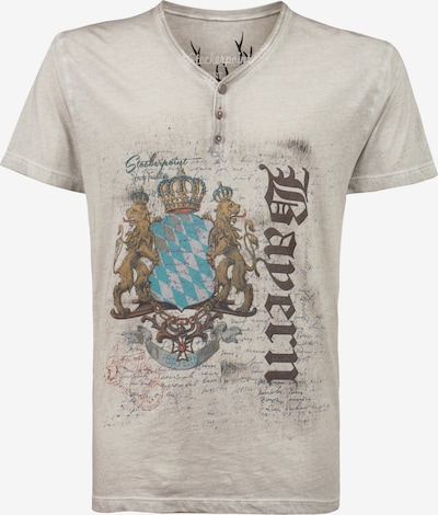 STOCKERPOINT Shirt in grau, Produktansicht