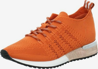 Edel Fashion Sneakers in orange, Produktansicht