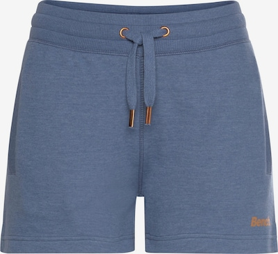 BENCH Loungeshorts in blue denim, Produktansicht