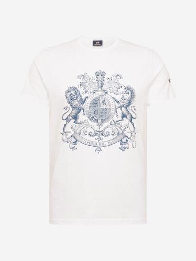 La Martina Koszulka w kolorze białym, Podgląd produktu