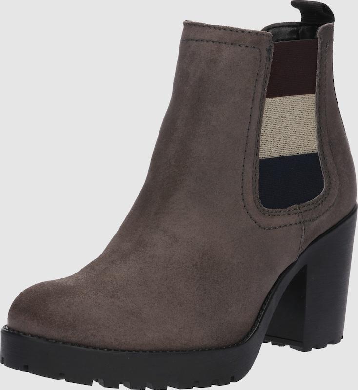 Haltbare Mode billige Schuhe Tommy Jeans Gut   Leder-Boot 'ESSENTIAL' Schuhe Gut Jeans getragene Schuhe 0ed472