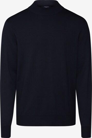 JACK & JONES Pullover 'FAST KNIT HIGH NECK' in schwarz, Produktansicht