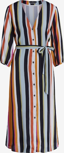 SET Vestido camisero en ópalo / verde claro / naranja / negro / blanco, Vista del producto
