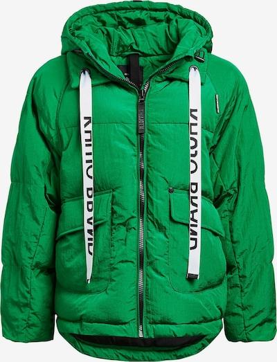 khujo Winterjas 'Tilda' in de kleur Groen, Productweergave