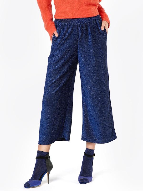Bleu Nümph Pantalon Pantalon 'devorah' En Nümph sthQxrdC