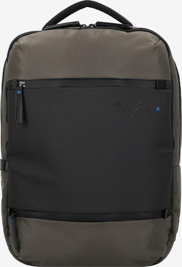 Gabs Rucksack in khaki / schwarz, Produktansicht