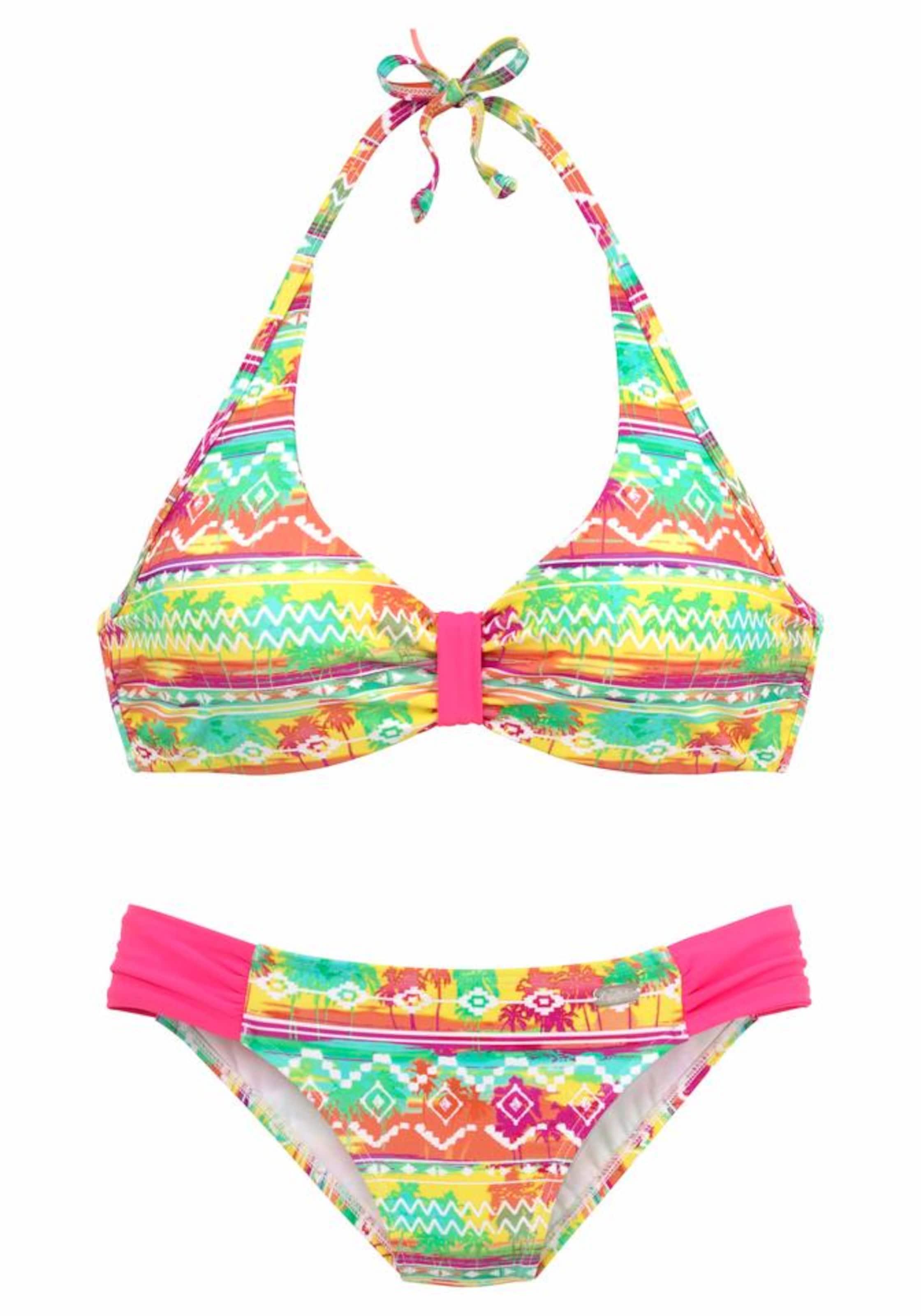 Mischfarben Mischfarben bikini In In Bügel Buffalo Bügel Buffalo Bügel bikini Buffalo bikini q5Ac3L4Rj