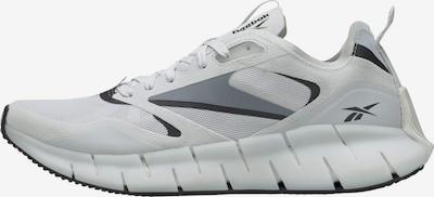 Reebok Classic Sportschoen in de kleur Lichtgrijs / Donkergrijs / Zwart / Wit, Productweergave