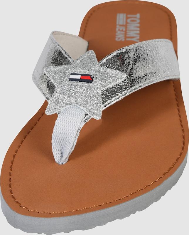 Tommy Jeans Pantolette | Pantolette Jeans  GLITTER BEACH 02018e