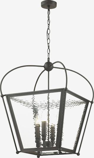 FAVOURITE Plafondlamp 'Trapeze' in de kleur Zwart, Productweergave