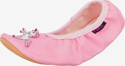 TROSTEL Gymnastikschuhe 'Einhorn' in rosa, Produktansicht