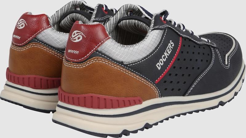 Dockers by Gerli Sneaker in Leder-Optik