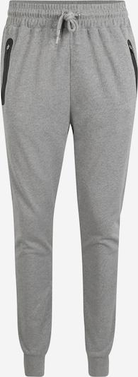NU-IN Pantalon de sport en gris / noir, Vue avec produit