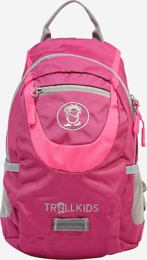Sportinė kuprinė iš TROLLKIDS , spalva - šviesiai pilka / rožių spalva, Prekių apžvalga