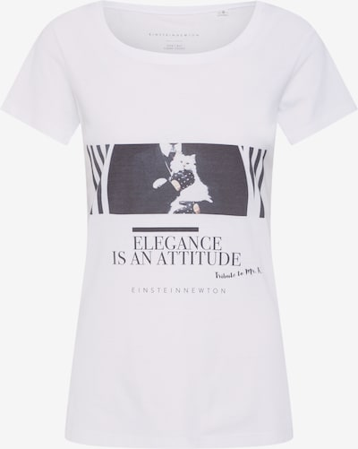 EINSTEIN & NEWTON Shirt in weiß, Produktansicht